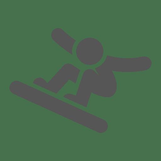 icon snowboard
