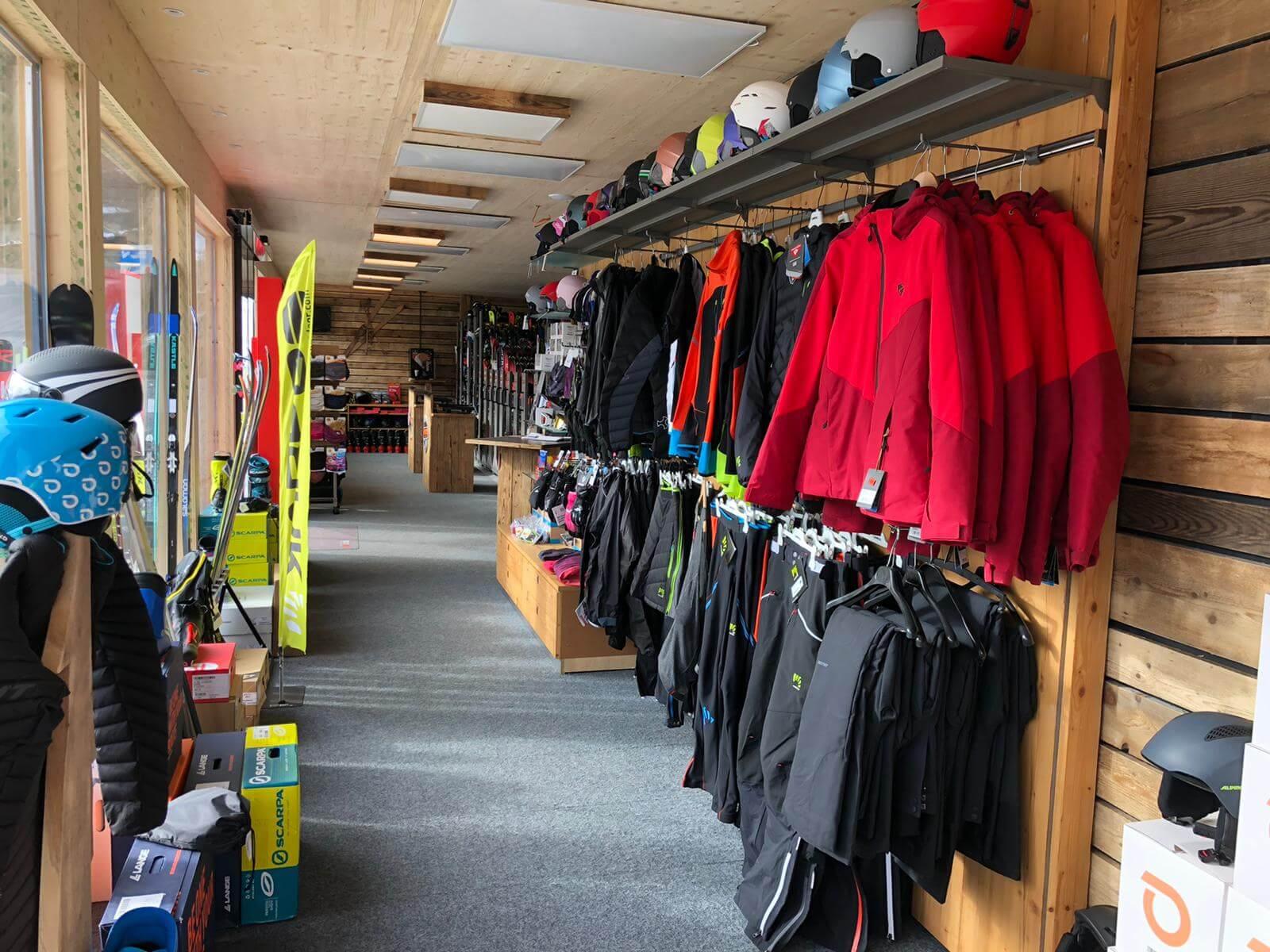 Hp sport Shop Service